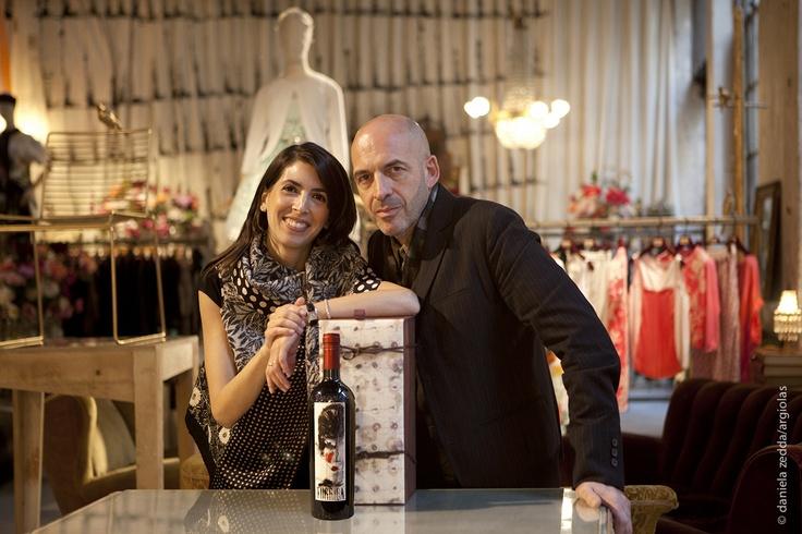 Valentina Argiolas on Vanity Fair   http://www.vanityfair.it/vanityfood/food-news/13/03/08/festa-della-donna-8-marzo-donne-del-vino-intervista
