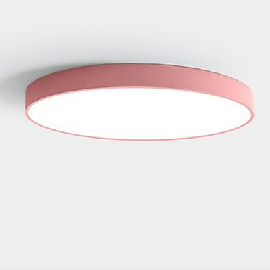 97 22 1 Light 40 Cm Eye Protection Creative Wifi Control Flush Mount Lights Metal Acrylic Chic Modern Modern 200 240v Fcc Flush Mount Lights Eye Protection Cheap Ceiling Lights