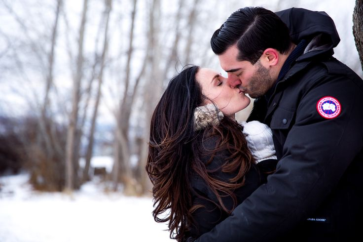 Engagement Photography at Gellatly Nut Farm Kelowna. Winter EngagementSessions are an extremely fun way to kick off the New Year! http://tailoredfitphotography.com/wedding-photography/gellatly-nut-farm-kelowna-engagement-photography/
