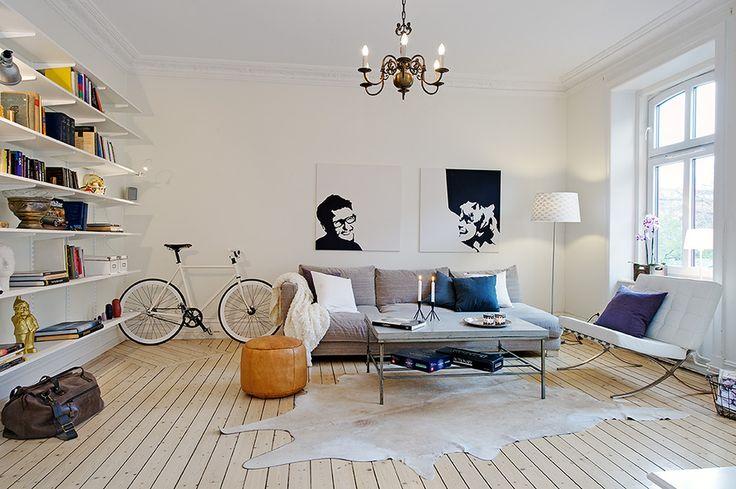 crisp, modern and comfy: Interior Design, Decor, Living Rooms, Livingrooms, Idea, Inspiration, Interiors, Apartment, Space