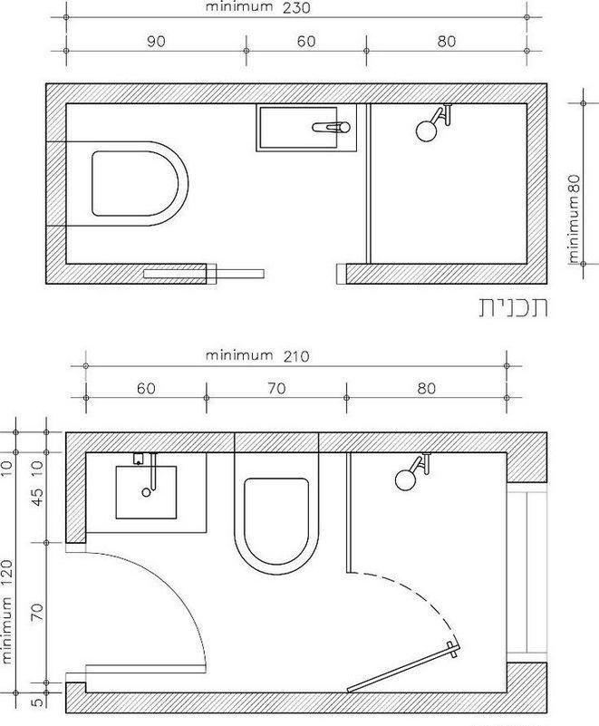 Pin By Raaaaaain On تصاميم Bathroom Floor Plans Small Bathroom Layout Small Shower Room