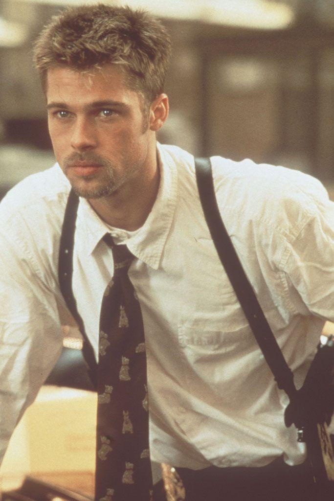 En 1995 el actor aceptó uno de sus papeles más recordados en la película Seven, de David Fincher. En el rosaje conoció a Gwyneth Paltrow, con la que mantuvo una relación de varios años.