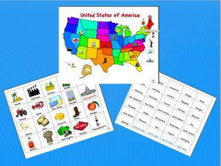 Classroom Freebies: Mapping Freebie- road trip!