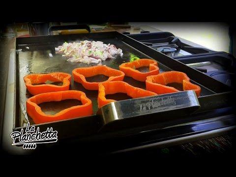 Encontrá los ingredientes y procedimientos de la receta Entrañas a la chapa con vegetales salteados y alioli en http://cocinerosargentinos.com/recetas/11/383...