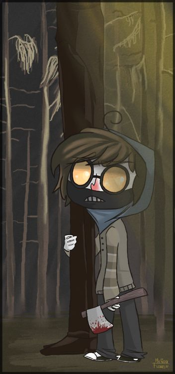 Ticci Toby From Creepypasta   Ticci Toby :3