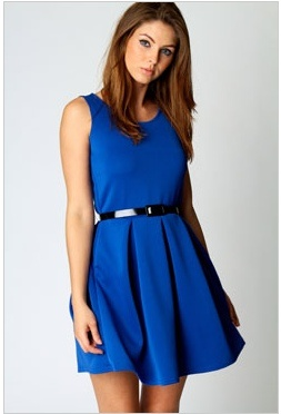 Julia Box Sleeveless Pleat Skater Dress    $19    Race Day Dresses Australia – There are evening dresses to suit every shape.