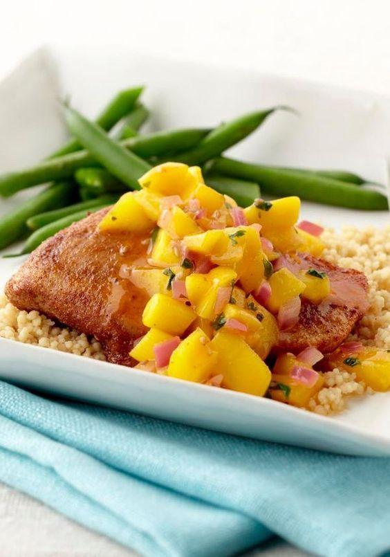26 best diabetes recipes images on pinterest kraft dinner recipes mango orange chicken forumfinder Image collections