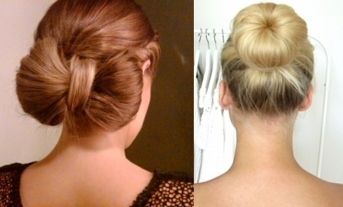 the bow and the bun