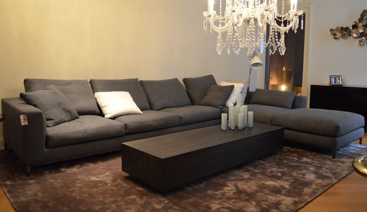 Minotti Andersen Corner Sofa