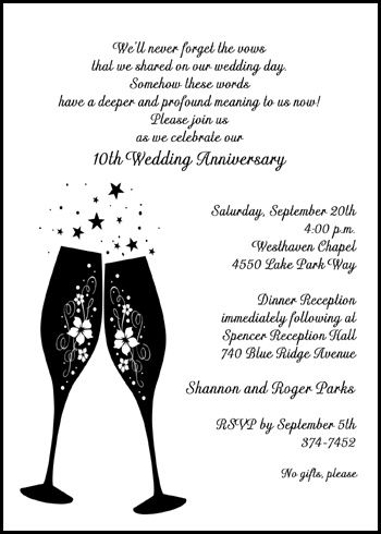 1000 images about anniversary invitations on pinterest for Wedding invitations 50 cents each