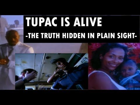 2PAC IS ALIVE TRUTH HIDDEN IN PLAIN SIGHT MORE PROOF TUPAC SHAKUR MAKAVELI 2017 - YouTube