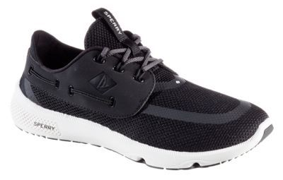 Sperry 7 SEAS 3-Eye Water Shoes for Men - Black - 11.5M