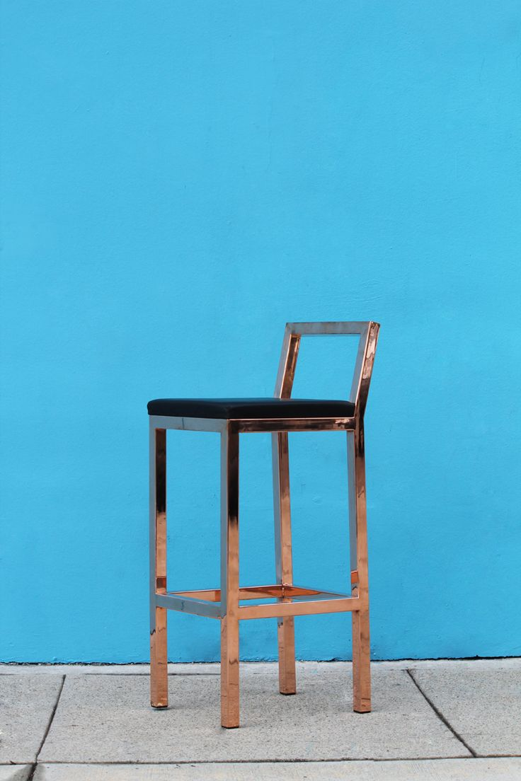 rose gold bar stools furniture Pinterest : a3800e2e1b9a69576f7ecaf8c542a4fe from www.pinterest.com size 736 x 1104 jpeg 75kB