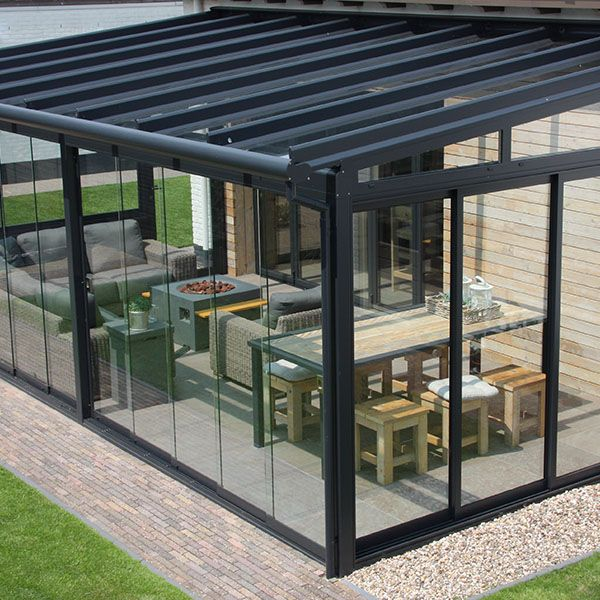 Garden Glass Rooms Verandas And Pods Glass Room Pergola