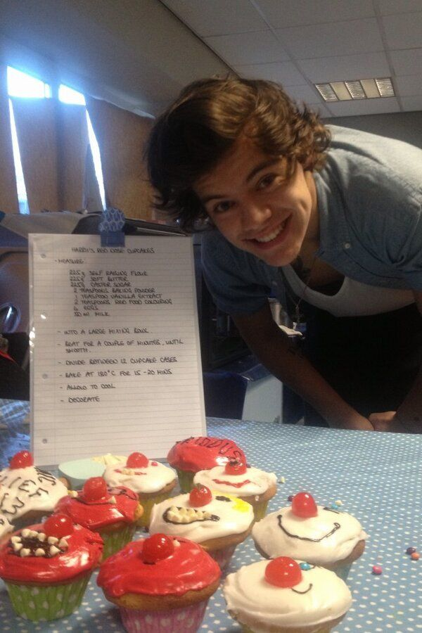 Awwh! Our cupcake made Cupcakes! <3