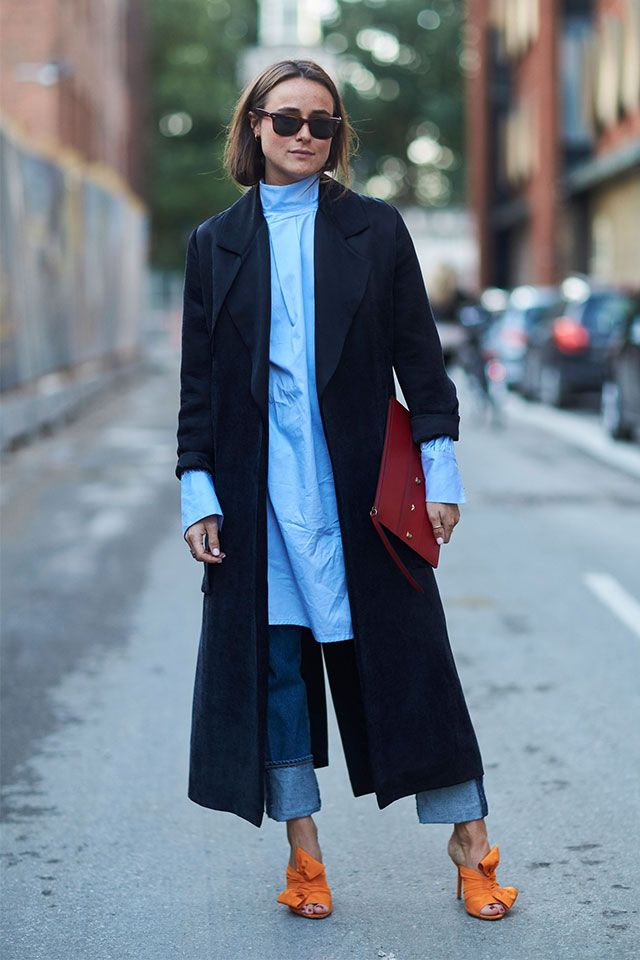 Неделя моды в Копенгагене, весна-лето 2017: street style (фото 10)