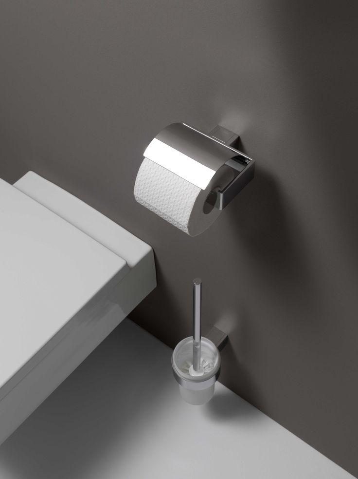Emco biedt met deze toilet accessoires een uitzonderlijk design en creëert echte highlights in het toilet.