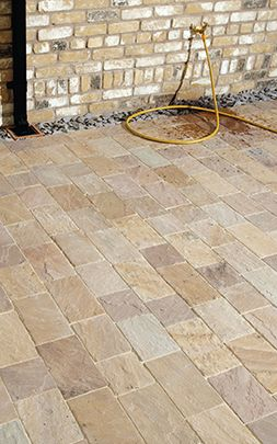 Orchard Sandstone Block Paving | Landscaping | Patio | Driveway | Garden Path | Natural stone