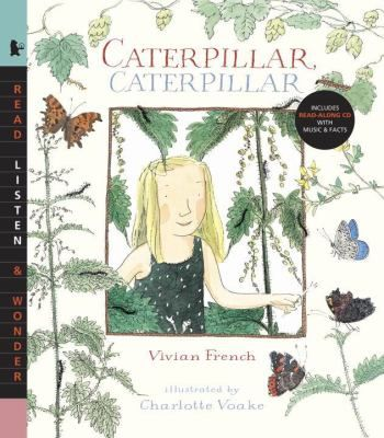 A girl learns about caterpillars and butterflies as she watches her grandfather grow them on the nettles in his garden.