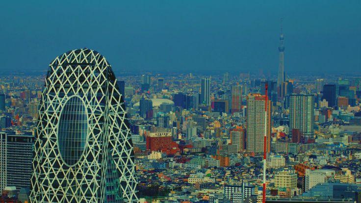 20 ciudades del mundo vistas desde arriba | Luis Cicerone