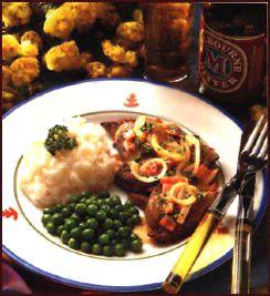 JoyZine - Australian Food: Recipe for Lamb's Fry & Bacon