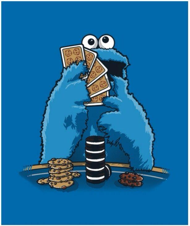 03ecd0058426 Pin by TechGadgeteer on Sesame Street | Sesame street characters, Cookies,  Cartoon wallpaper