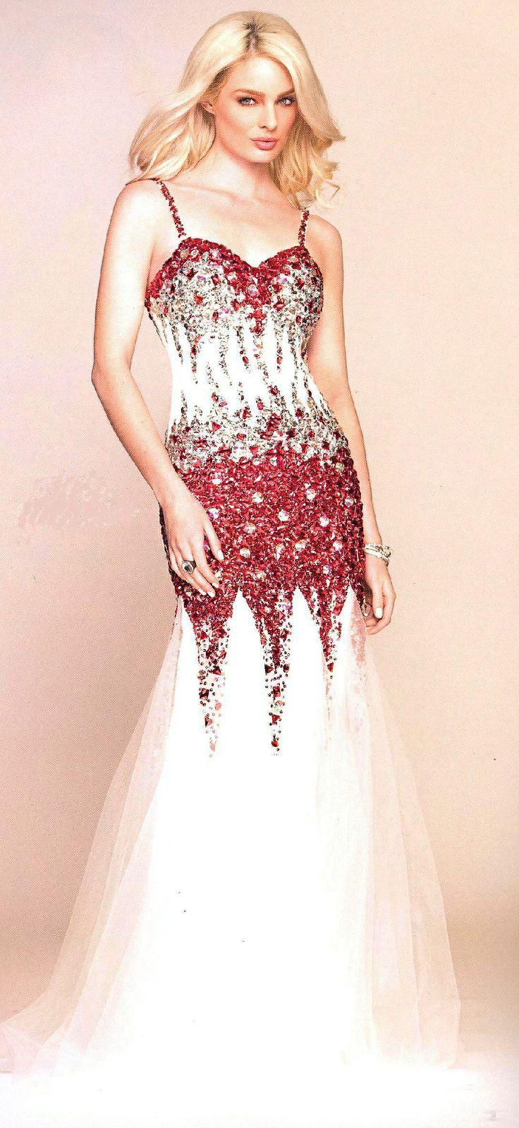 Prom DressesEvening Dresses by BG HAUTE3308Go for the Glam!