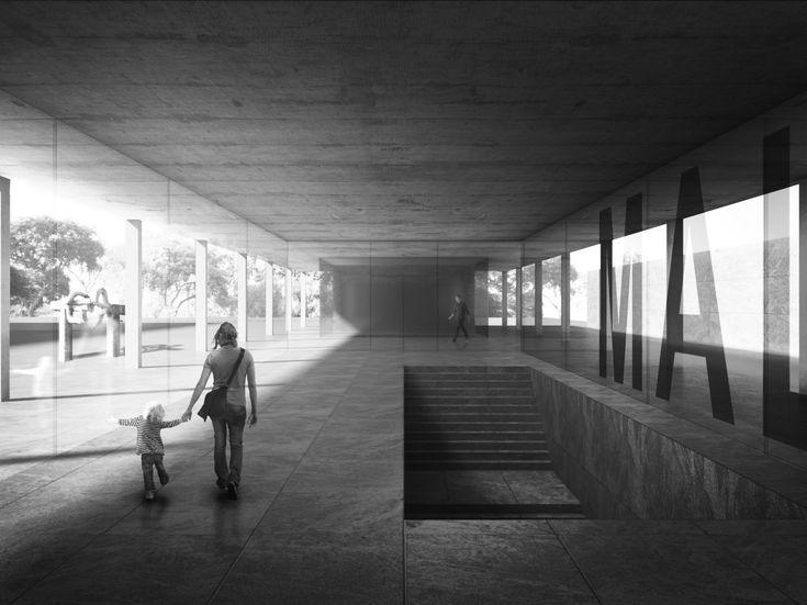campo baeza . museo de arte mali . lima (1)