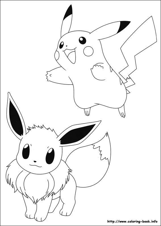 Pokemon Coloring Sheet Pokemon Coloring Pages Pokemon Coloring Sheets Pikachu Coloring Page