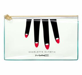#CharlotteOlympiaXMAC what is going on?? discover more on giomori.com #CharlotteOlympia #MAC