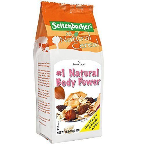 Seitenbacher Müsli #1 Natural Body Power 16 Oz (12 Pack) - http://sleepychef.com/seitenbacher-musli-1-natural-body-power-16-oz-12-pack/