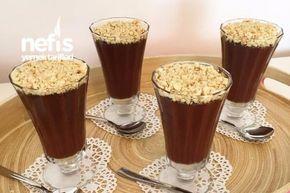 Çikolatalı Danette Tarifi