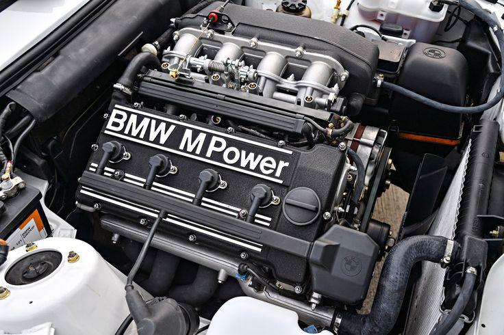 E30 M3 engine