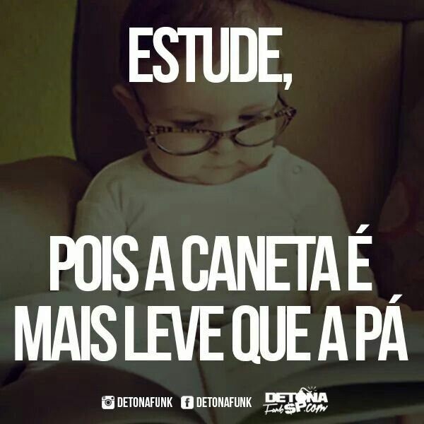 Estude...