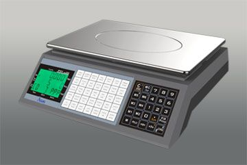 PS1F Wireless Communication Weighing Scale