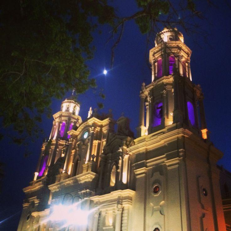 Catedral de la Asunción. Hermosillo, Sonora.