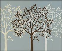 Cutting Edge Stencils.  Great for wall art, painting curtains/headboard, canvas projects, etc.