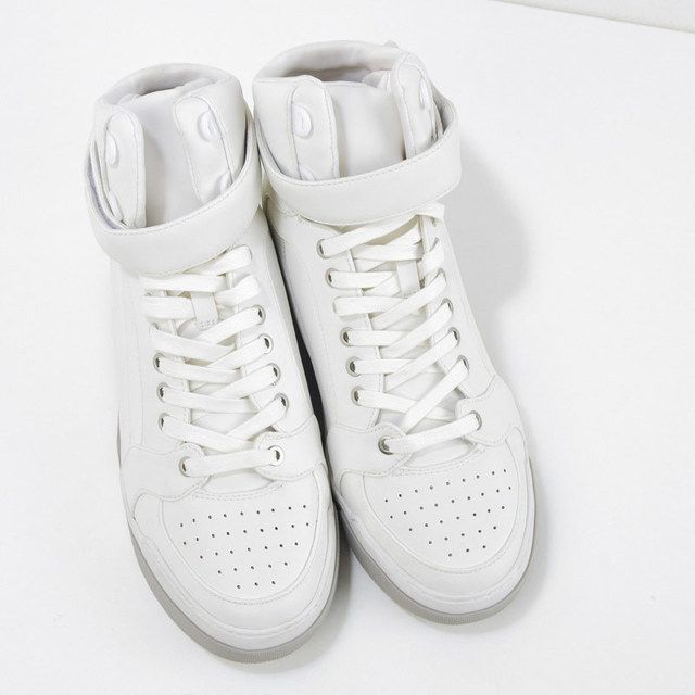【ハイカットスニーカー / High-Cut Sneakers】CHARLES