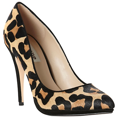 Leopard Pumps ~ JohnLewis.com