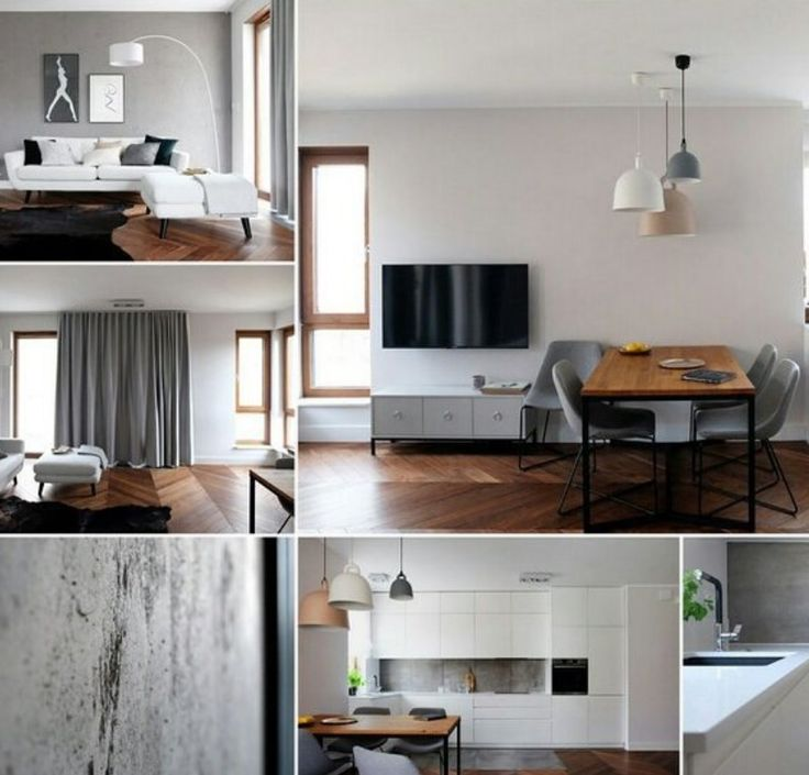 browwar_nieruchomosci#NaszaInspiracja #inspiration #inspirationoftheday #interiordesign #interior #design #polishdesign #polishdesigner #project #polisharchitect #architect #style #tredn #Poznan #flat #apartament #instadecor #instagood #roomdecor #roominspiration #decoration #gray #white #parquet #herringbone #bedroom #livingroom #kitchen #wnetrze #mieszkanie
