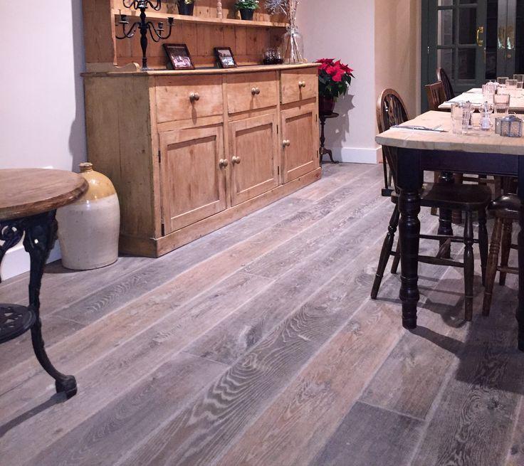 Vintage Cellar Oak Engineered Wood Flooring