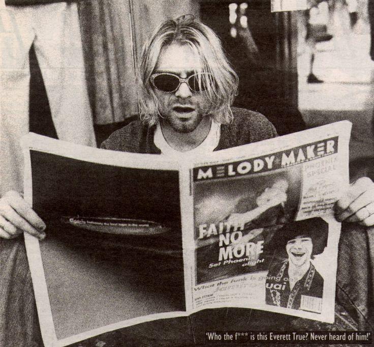 Kurt Cobain, 7/24/93, NY, NY