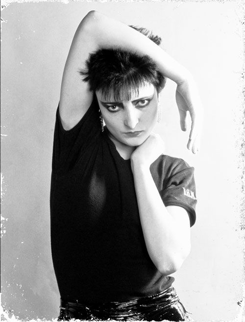 Siouxsie Sioux by Steve Emberton