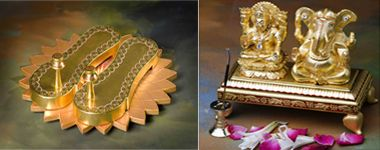 Delhi based Shane Creations specializes in 24ct Gold Leafing Handicrafts. And offering top quality products and services like home decor, god idols and footsteps, diwali and wedding gifting, corporate gifting, marble and wooden products.