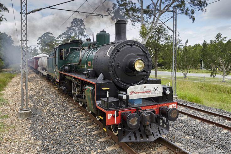 Celebrate 150 years of rail in Queensland, Australia