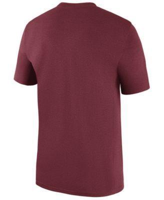 Nike Men's Stanford Cardinal Legend Football T-Shirt - Red XXL