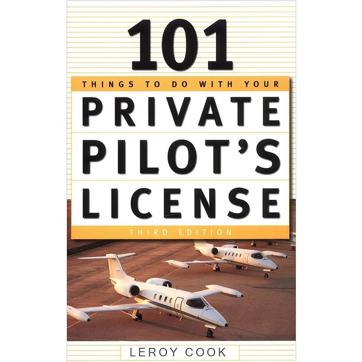 96 best pilot training images on pinterest pilot training pilot 101 things to do with your privates pilots licence fandeluxe Choice Image