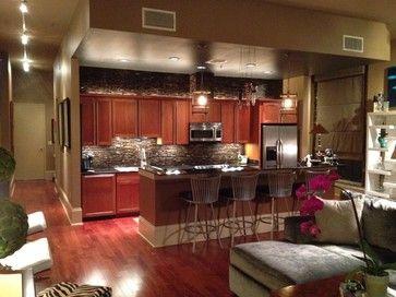 Custom Kabinart Cabinets, Contemporary Kitchen, By Huey Brown Kitchens