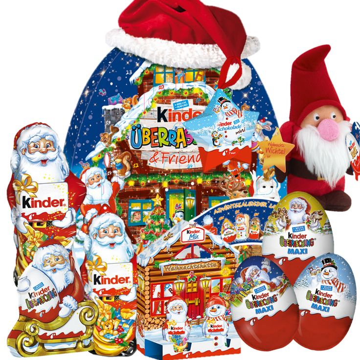 Kinder Advent Calendar with Surprise Eggs SetKinder Advent Calendar Mini Mix Set #christmas #adventcalendar #xmas #christmasgifts