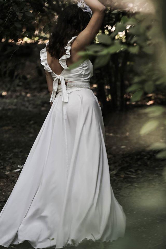 ***Tailor made BRIDAL dress gave a twirl**  INBOX us for details about our bridal and tailor made collection. #karavanclothing #karavan #karavangirl